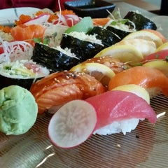 Photo taken at Irori Japanese Kitchen by James W. on 2/24/2015