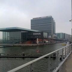 Photo taken at Mövenpick Hotel Amsterdam City Centre by Jukka R. on 4/10/2013
