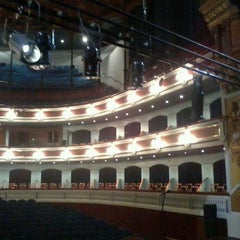 Photo taken at Teatre Principal by Pablo D. on 12/7/2013