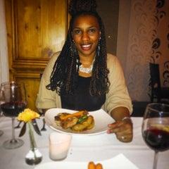 Photo taken at Zebra Restaurant & Wine Bar by Joseph D. on 10/11/2015