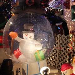 Photo taken at Christmas Light Display (christmasdisplay.org) by Bernadette C. on 12/25/2014