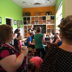 Photo taken at Hawthorne Café by Bridget S. on 7/20/2014