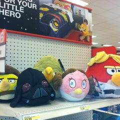 Photo taken at SuperTarget by Mark D. on 4/12/2013