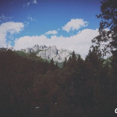 Photo taken at Castle Crags State Park by Mary S. on 9/2/2015