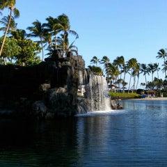 Photo taken at Hilton Grand Vacations Kohala Suites at Waikoloa Beach Resort by Yolanda V. on 6/12/2015
