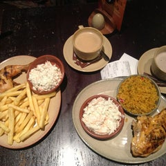 Photo taken at Nando's by Jamarqus R. on 1/18/2013