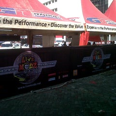 Photo taken at JIExpo Hall B by ridho g. on 5/23/2014