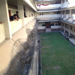 Photo taken at Department of Electrical Engineering, Chiang Mai University by Lekk W. on 2/8/2014