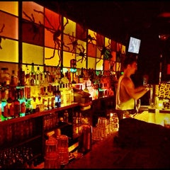 Photo taken at Industry Bar by Thiti P. on 10/24/2012