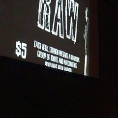 Photo taken at Comedy Caravan by Carla G. on 3/10/2013
