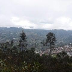 Photo taken at Cáqueza by Monika T. on 8/4/2014