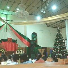 Photo taken at Perguruan Kristen Methodist 1 Medan by Juli Phei on 12/14/2013