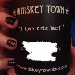 Photo taken at Whiskey Town by Taylor M. on 12/15/2012