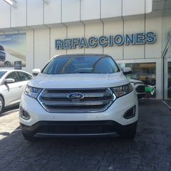 Photo taken at Ford Veracruz by Beth T. on 9/21/2015