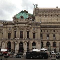 Photo taken at W Paris – Opéra by CJ K. on 5/8/2013
