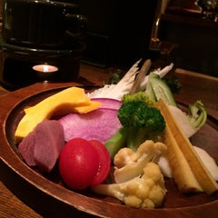 Photo taken at Natural Wine Table Organic+ by ひえこ on 9/18/2015
