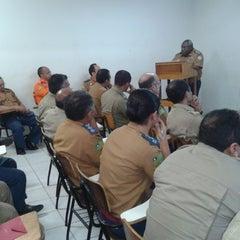 Photo taken at Corpo de Bombeiros by Najra N. on 3/31/2014