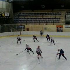 Photo taken at Ledena Dvorana by Urša H. on 4/12/2014
