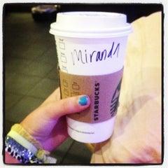 Photo taken at Starbucks by Miranda J. on 7/22/2013