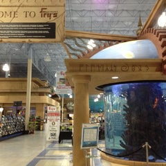 Photo taken at Fry's Electronics by Chris R. on 9/28/2012