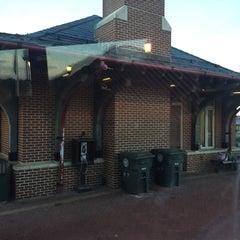 Photo taken at Frederick MARC Station by Stylistrashad on 5/11/2015
