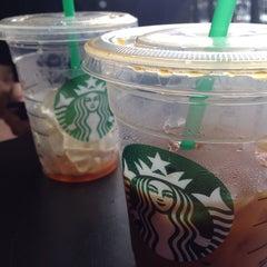 Photo taken at Starbucks by C.Y. L. on 6/9/2014