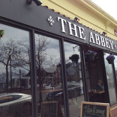 Photo taken at The Abbey by C.Y. L. on 4/16/2013