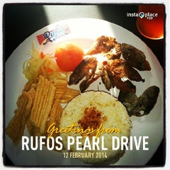 Photo taken at Rufo's Famous Tapa by Xandie A. on 2/12/2014