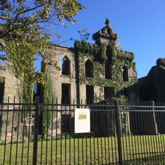 Photo taken at Smallpox Hospital by Heart B. on 10/12/2015