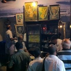 Photo taken at Iruttu Kadai (Halwa Store) by Aravind Kumar B. on 3/5/2013