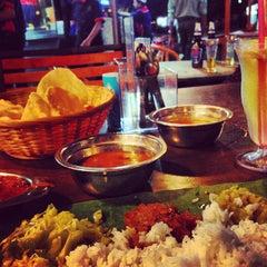 Photo taken at Sri Ananda Bahwan Restaurant by Dexter T. on 1/9/2013