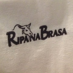 Photo taken at Ripa na Brasa by Hamilton P. on 3/17/2013