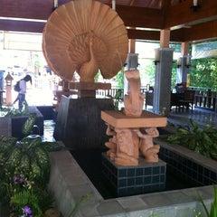 Photo taken at Khaolak Merlin Resort Phang Nga by Naraporn R. on 3/19/2013
