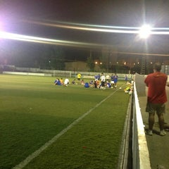 Photo taken at Ciudad Deportiva Alicante F.c. by Antonio G. on 8/21/2013