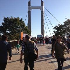 Photo taken at 木場公園 by Yoko N. on 10/21/2012