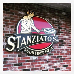 Photo taken at Stanziato's Wood Fired Pizza by Smooth G. on 7/11/2015