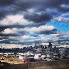 Photo taken at Western Bridge by Ben N. on 4/12/2014