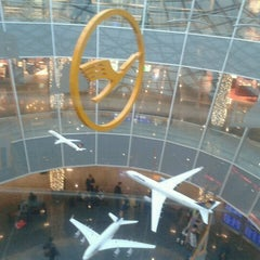 Photo taken at Concourse A by Vlada L. on 12/27/2012