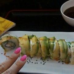 Photo taken at Sushi Koi by Samantha P. on 7/12/2014