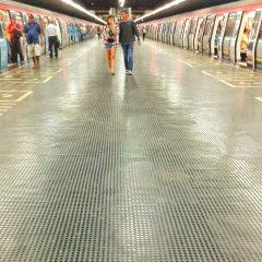 Photo taken at Metro - Los Dos Caminos by Rafael C. on 6/22/2015