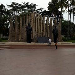 Photo taken at Tugu Proklamasi (Proclamation Monument) by Abdoel I. on 7/30/2014