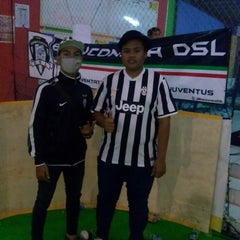 Photo taken at Vidi Arena Futsal by Febrian D. on 3/2/2014