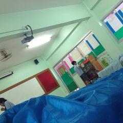 Photo taken at โรงเรียนกรพิทักษ์ศึกษา (Kornpitacksuksa School) by Pom k. on 11/24/2015