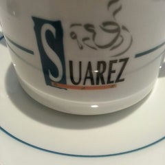 Photo taken at Cafe Suarez by Luciana O. on 6/7/2014