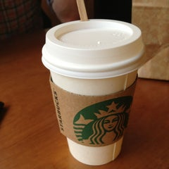Photo taken at Starbucks by Thirza on 6/20/2013