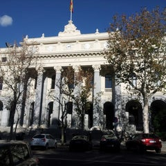 Photo taken at Bolsa de Madrid by Angel R. on 11/19/2012