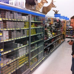 Photo taken at Walmart Supercenter by Mike D. on 2/17/2013