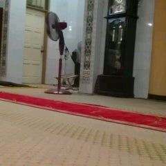 Photo taken at Masjid Al-Khasyi'in by SAIFUL EFENDI A. on 3/6/2013