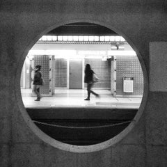 Photo taken at Metro Centrale FS (M2, M3) by Benedetta A. on 11/5/2012