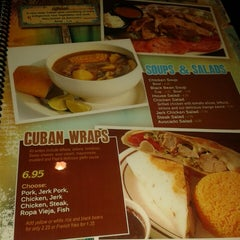Photo taken at Papi's Cuban & Caribbean Grill by Michael L. on 9/16/2014